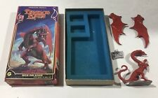 "DRAGON LORDS ""Red Dragon"" Grenadier Models Set #2502 1984 Cool !"