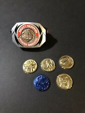 Mighty Morphin Power Rangers Power Morpher With 5 Coins