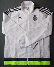 Real Madrid Entrenamiento Chaqueta 2015 2016 TALLA S Hombres Manga Larga adidas