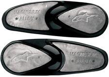 Original Alpinestars 25 SLI 4 Magnesium Zehenschleifer gesteckt SMX 1 und mehr