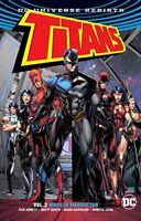 DC REBIRTH COMICS TITANS VOL 2 MADE IN MANHATTAN TPB TRADE PAPERBACK NIGHTWING