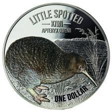 1 oz Silber Kiwi PP Neuseeland 2018 - 1 New Zealand Dollar PP Polierte Platte
