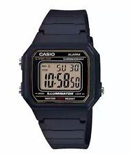 Casio Men's W217H-9A Classic Casual Digital Watch 50M