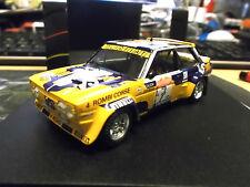 FIAT 131 Abarth Rallye WM San Remo 1980 #7 Alen VS olio rombi Corse Trofeu 1:43