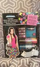 NEW Tapeffiti Skirt & Handbag Fashion Angels for Project Runway Girls Craft Kit