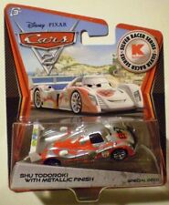 CARS 2 - SHU TODOROKI Metallic Finish - Mattel Disney Pixar KMART
