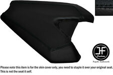 BLACK AUTOMOTIVE VINYL CUSTOM FITS KAWASAKI Z1000 14-16 REAR SEAT COVER ONLY