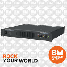Behringer EUROPOWER EP2000 Stereo Power Amplifier 2000W Professional Amp EP-2000