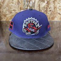 Toronto Raptors New Era 9Fifty NBA Snapback Hat Cap Logo HWC