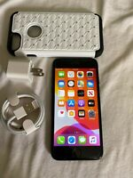 Apple iPhone 7 - 128GB - Matt Black (Unlocked) A1778 (GSM) (CA)