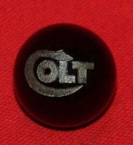 "COLT Firearms Black Marble 1"""