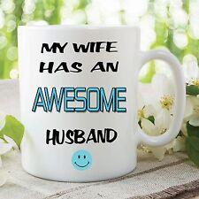 My Esposa Has An Increíble Husband Taza Chiste Divertido Original Cocina Cup