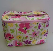 CLINIQUE Top Handle Makeup Cosmetics Bag, Large Size, Brand NEW!!