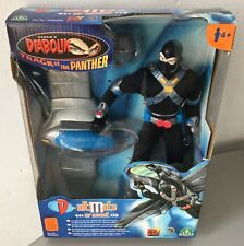 1999#VINTAGE SABAN Diabolik Action Figure  AIR ASSAULT Giochi Preziosi#NIB