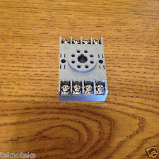 FURNACE 46S891 10A 300V  RELAY BASE