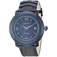 Versace V13020016 Men's DV-25 Blue Automatic Watch