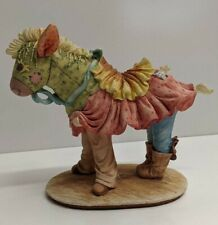 """Enesco Laura's Attic Bless the Beasts Figurine #872 Collectable  5"""" Tall 1991"""