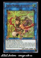 Yugioh - Draco Masters of the Tenyi - CHIM-EN099 (Ultra Rare) - 1st Edition