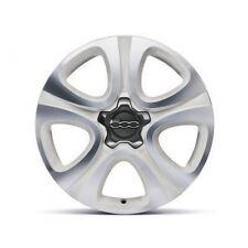 Fiat White Wheel Trims