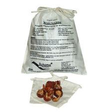 1 kg Waschnüsse aus Pakistan 2 Beutel je ca. 500 g im Baumwollbeutel mit Portion