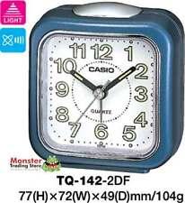 AUSSIE SELER CASIO ALARM DESK CLOCK TQ142 TQ-142-2D TQ-142 12-MONTH WARRANTY