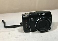 Canon PowerShot SX110 IS 9MP Digitial Camera 10x zoom