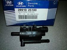 GENUINE OEM 2005-2014 Hyundai Santa Fe Sonata PURGE CONTROL VALVE (28910-25100)