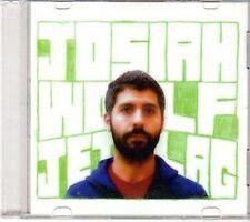 (BK335) Josiah Wolf, Jet Lag - 2010 DJ CD