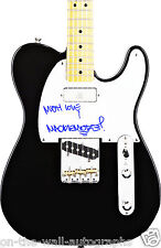 MACKLEMORE HAND SIGNED AUTOGRAPHED ELECTRIC GUITAR! RARE FULL NAME! WITH C.O.A.!