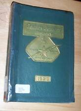 GOLDEN JUBILEE HISTORY OF THE TEXAS PRESS ASSOCIATION - Rare 1929 Edition