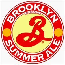 ADESIVO STICKER BROOKLYN SUMMER ALE