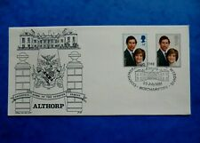 1981 Royal Wedding Althorp First Day Cover ( Princess Diana & Charles )