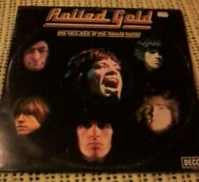 THE ROLLING STONES ROLLED GOLD 2 X VINYL LP SET 1975 ORIG AUST PRESS ROST 1/2