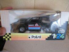 "Polistil Diecast Car ""SN""Series,1:24 scale,03114,VW Golf in Black Pirelli Livery"