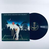 Elton John - Greatest Hits Volume II (1976) LP Album Vinyl Record + Inner Sleeve