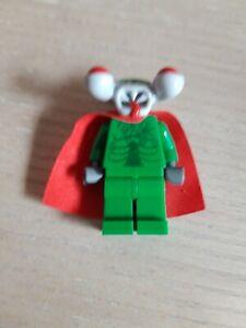 VRAIE FIGURINE LEGO SPACE POLICE III : SQUIDMAN