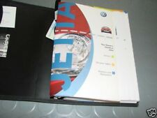 2005 VW Volkswagon Jetta Owners Manual - Set