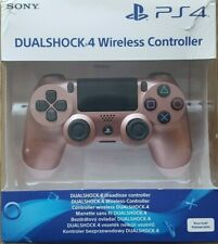 PS4 Dual shock 4 Wireless Rose Gold Controller