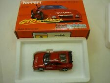 "Revell , JOUEF EVOLUTION ,  Ferrari GTO Evoluzione  ""  CHAPAL ""  boxed,"