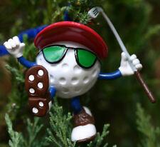 You Da Man Golf Character Christmas Holiday Ornament