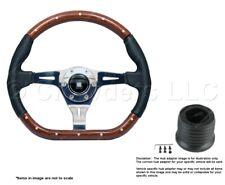 Nardi Kallista 350mm Steering Wheel + Hub for Honda 5055.35.3000 + .1812