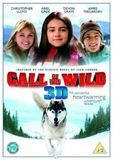 Call of The Wild 5051429101972 With Christopher Lloyd DVD / 3d Edition Region 2