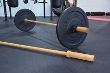 Fitness Langhantel Technik-Training Holz 50mm CrossFit Gewichtheben