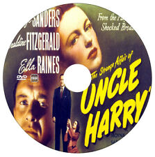 The Strange Affair Of Uncle Harry - Drama,FilmNoir - George Sanders - 1945 - DVD