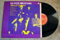 Steve Miller Band Children Of The Future Rock Record lp original vinyl album