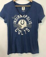 NFL Team Indianapolis Colts Women's T-Shirt Size Large