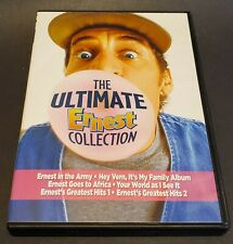 The Ultimate Ernest Collection (DVD, 2016, 2-Disc Set) 4 Movies + GH