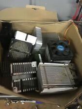 Mixed Lot of Aluminium Heatsink Cooling