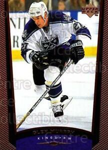 1998-99 Upper Deck UD Exclusives #284 Glen Murray