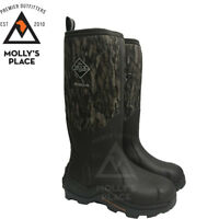 Muck WET-MOB2, Men's Brushland Cold Conditions Hunting Boot Mossy Oak Bottomland